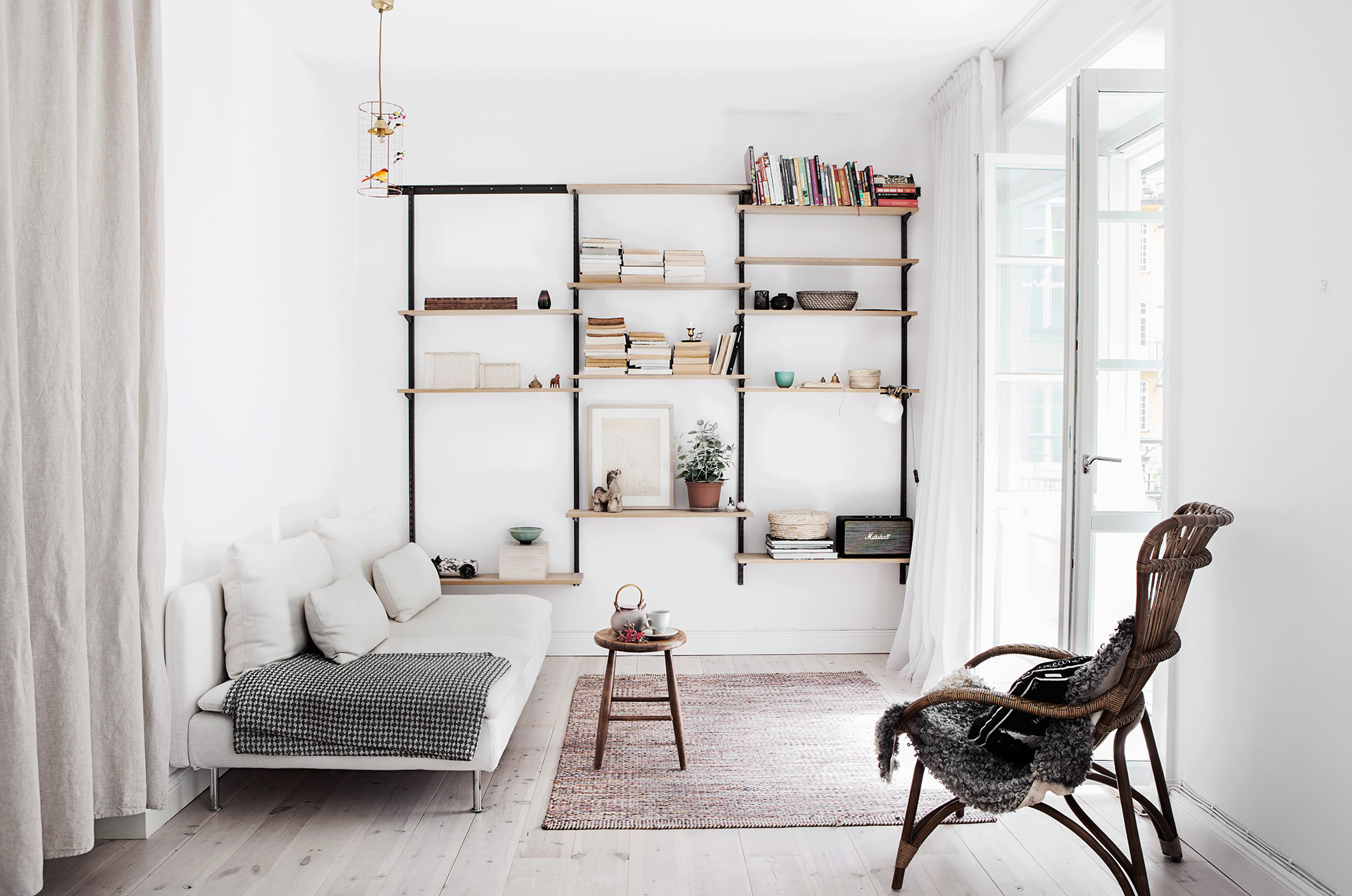 Kleur plinten kiezen woonkamer | tg wonen shop